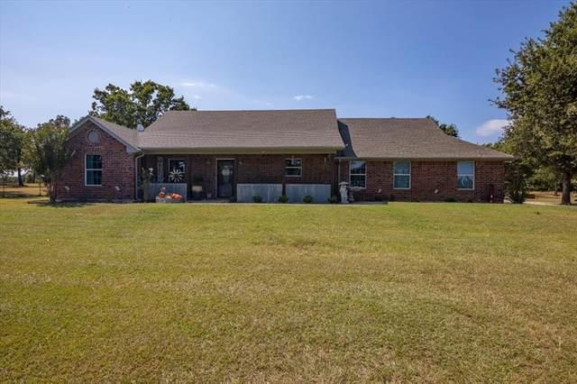 106 Deerfield Road, Paradise, TX 76073 (MLS #14681764) :: Trinity Premier Properties