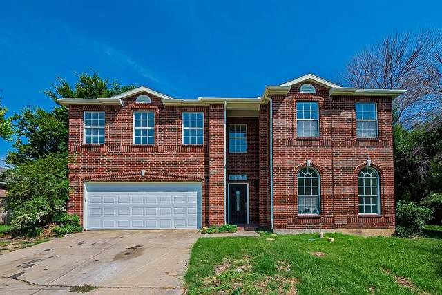 1817 Marble Cove Lane, Denton, TX 76210 (MLS #14681775) :: Real Estate By Design