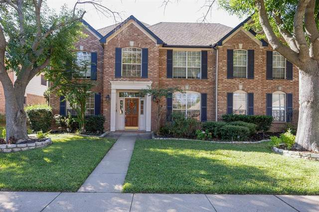 3413 Camden Drive, Flower Mound, TX 75028 (MLS #14681856) :: Real Estate By Design