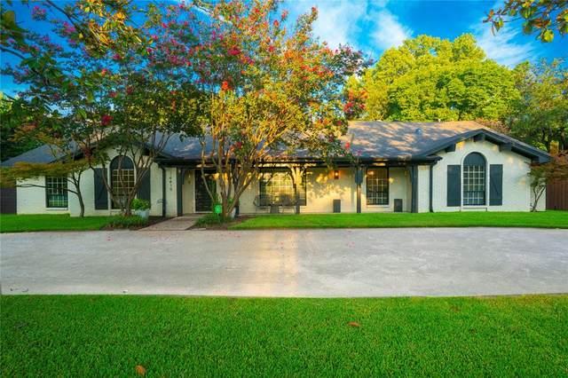 14415 Meandering Way, Dallas, TX 75254 (MLS #14681942) :: Trinity Premier Properties