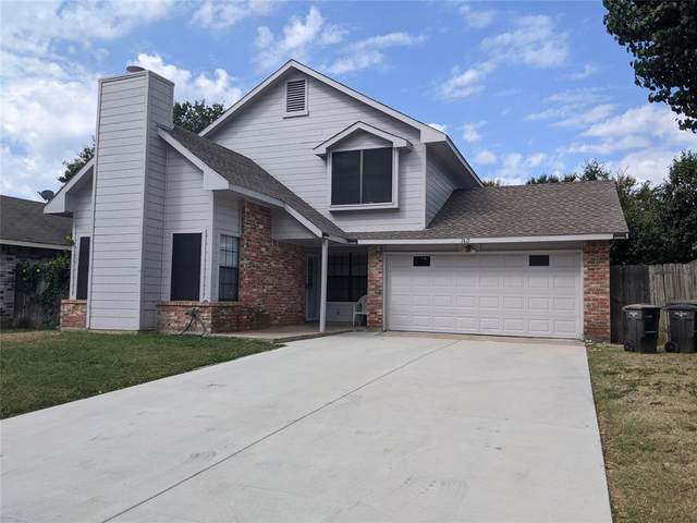 7413 Waterway Drive, Fort Worth, TX 76137 (MLS #14681989) :: Frankie Arthur Real Estate