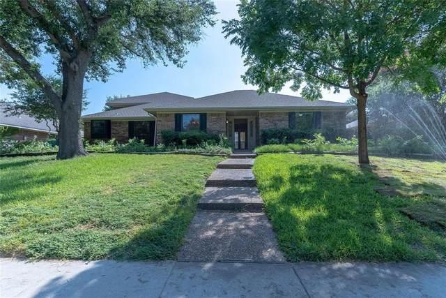 1608 Iowa Drive, Plano, TX 75093 (MLS #14682021) :: Craig Properties Group