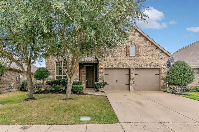 1019 Somerset Circle, Forney, TX 75126 (MLS #14682026) :: 1st Choice Realty