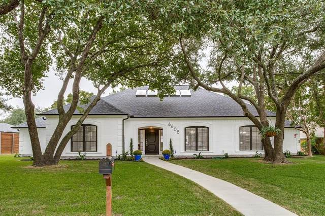 6608 Rolling Vista Drive, Dallas, TX 75248 (MLS #14682038) :: The Star Team | Rogers Healy and Associates