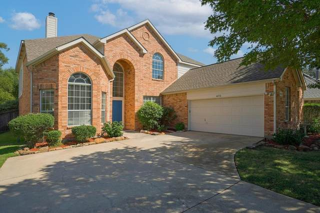 4432 Lakeside Drive, The Colony, TX 75056 (MLS #14682088) :: Epic Direct Realty