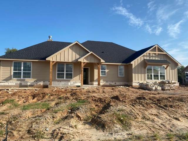 1001 Northern Oaks Court, Springtown, TX 76082 (MLS #14682120) :: The Star Team | Rogers Healy and Associates