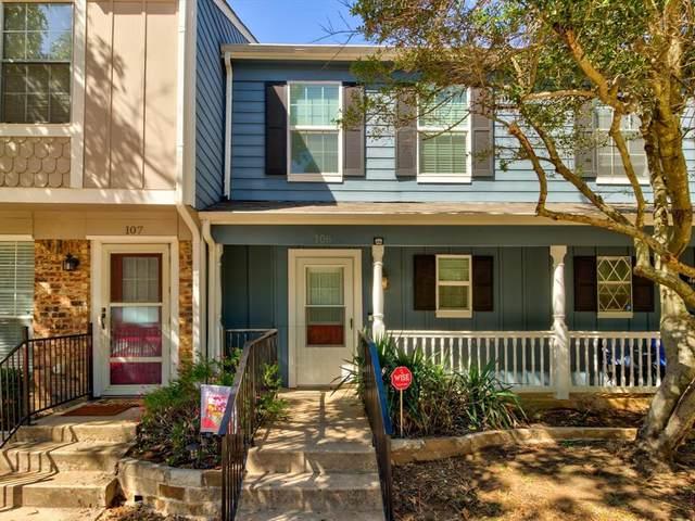 106 Churchill Lane, Euless, TX 76039 (MLS #14682125) :: The Krissy Mireles Team