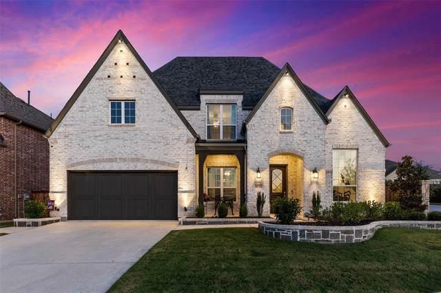 1032 Cabinside Drive, Roanoke, TX 76262 (MLS #14682135) :: The Rhodes Team