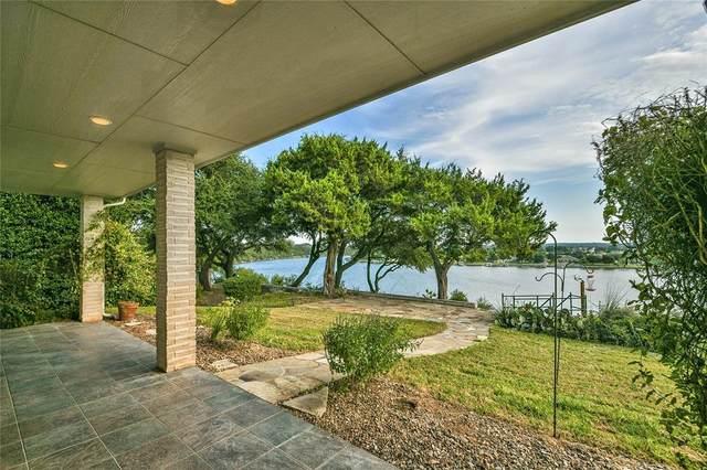 1203 Horizon Court, Granbury, TX 76049 (MLS #14682154) :: Trinity Premier Properties