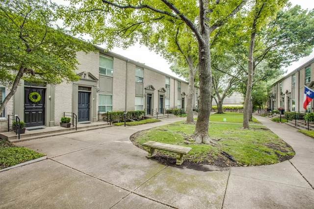 7430 W Northwest Highway #2, Dallas, TX 75225 (MLS #14682163) :: The Star Team | Rogers Healy and Associates