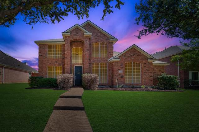 2753 Hillview Drive, Lewisville, TX 75067 (MLS #14682183) :: The Chad Smith Team