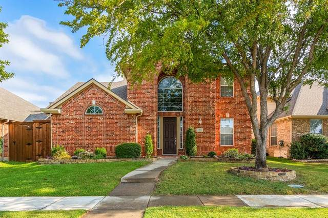 5508 Foxfire Lane, The Colony, TX 75056 (MLS #14682208) :: The Star Team | Rogers Healy and Associates