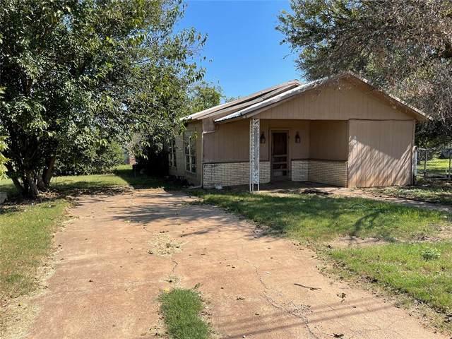 508 S Parks Street, Breckenridge, TX 76424 (MLS #14682216) :: The Krissy Mireles Team