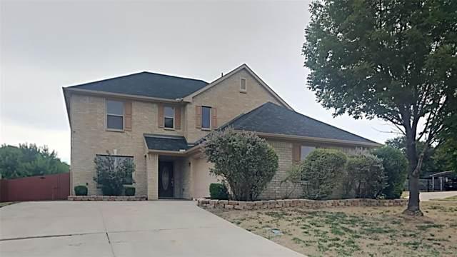 1460 Durango Street, Grand Prairie, TX 75051 (MLS #14682284) :: Lisa Birdsong Group | Compass