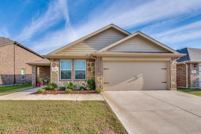 847 Roland Drive, Fate, TX 75189 (MLS #14682298) :: Real Estate By Design