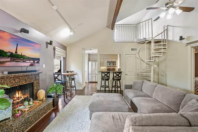 7031 Holly Hill Drive #13, Dallas, TX 75231 (MLS #14682302) :: Real Estate By Design