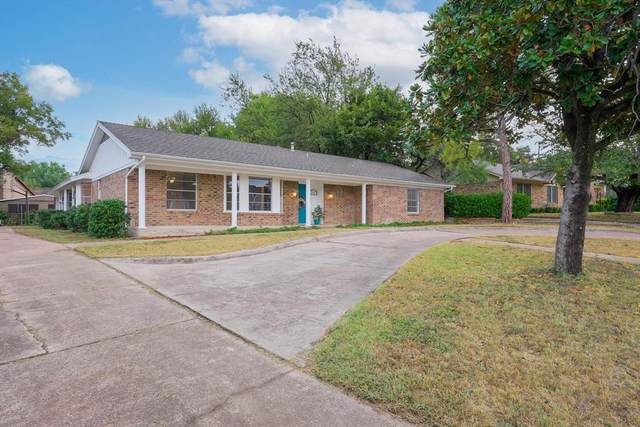 6121 Glenview Drive, Haltom City, TX 76180 (MLS #14682351) :: Real Estate By Design