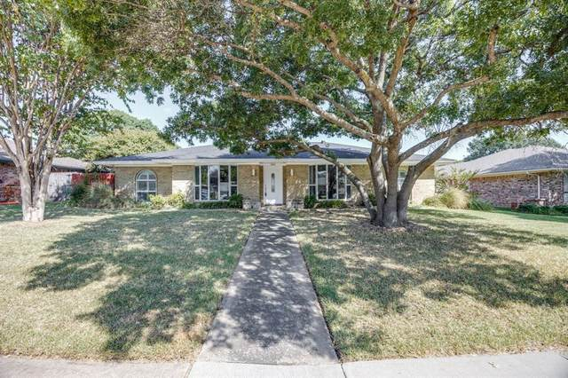 2425 Brennan Drive, Plano, TX 75075 (MLS #14682374) :: Real Estate By Design