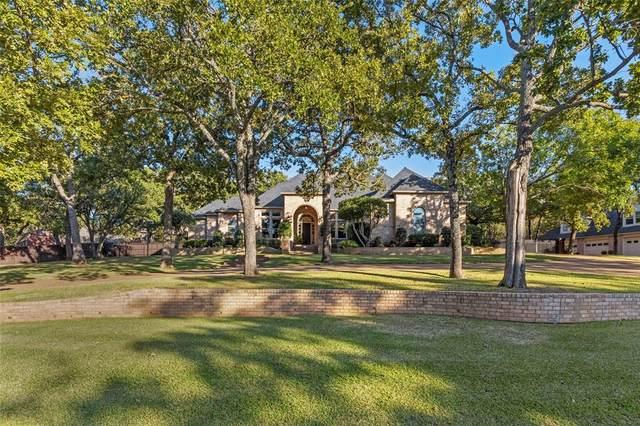 2700 Park Ridge Road, Flower Mound, TX 75022 (MLS #14682397) :: Front Real Estate Co.