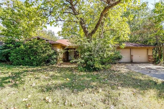1036 Hurstview Drive, Hurst, TX 76053 (MLS #14682449) :: Frankie Arthur Real Estate