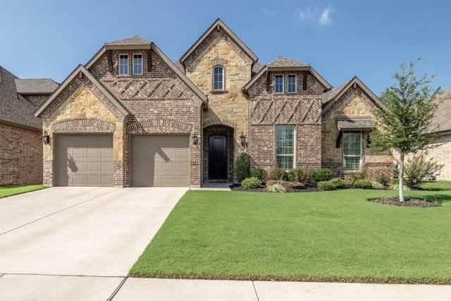 249 Prairie Oak Court, Burleson, TX 76028 (MLS #14682521) :: Trinity Premier Properties