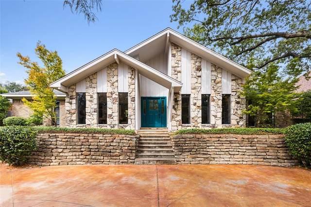 9223 Arbor Trail Drive, Dallas, TX 75243 (MLS #14682609) :: Real Estate By Design