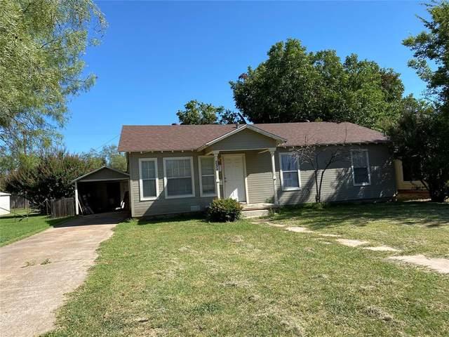 834 E North 11th Street, Abilene, TX 79601 (MLS #14682644) :: The Star Team | Rogers Healy and Associates