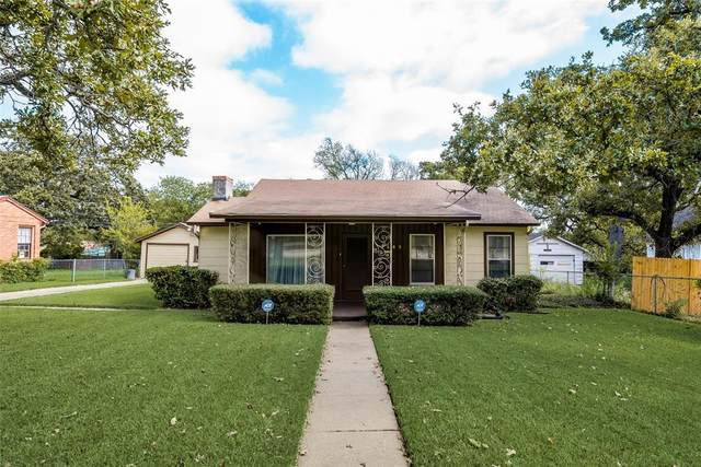2609 Canton Drive, Fort Worth, TX 76112 (MLS #14682649) :: The Mike Farish Group