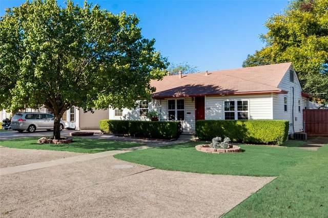 1321 S Marlborough Avenue, Dallas, TX 75208 (MLS #14682664) :: Real Estate By Design