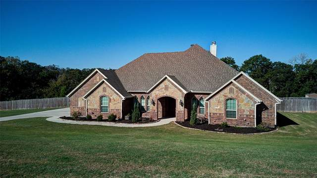124 Briar Meadows Circle, Azle, TX 76020 (MLS #14682676) :: Front Real Estate Co.