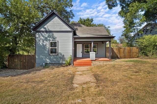 1917 Avenue B, Fort Worth, TX 76104 (MLS #14682700) :: Robbins Real Estate Group