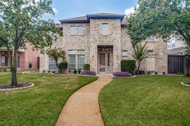 1860 Hollow Falls Court, Frisco, TX 75036 (MLS #14682706) :: The Good Home Team