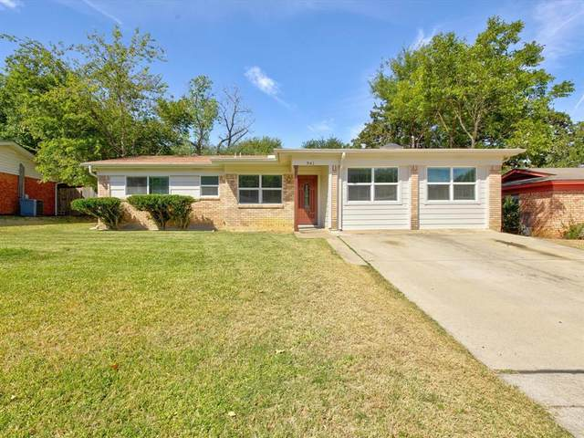941 Jerry Lane, Bedford, TX 76022 (MLS #14682774) :: Epic Direct Realty