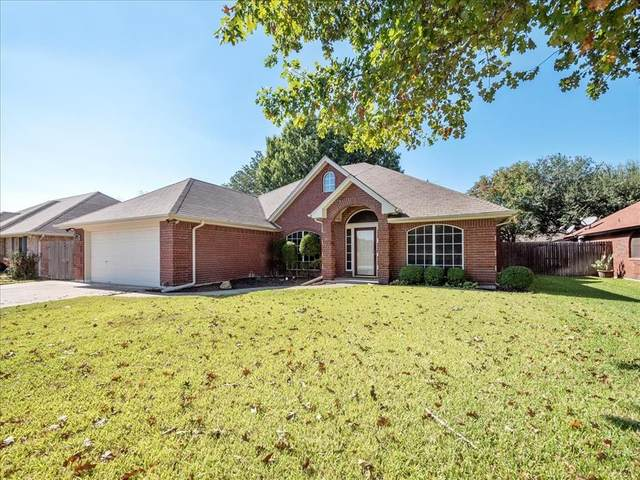 1240 S Timberline Drive, Benbrook, TX 76126 (MLS #14682842) :: Real Estate By Design