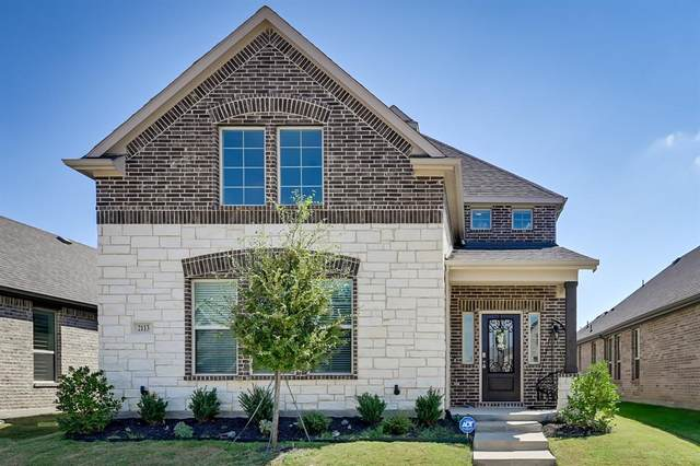 2113 Barx, Little Elm, TX 75068 (MLS #14682881) :: Frankie Arthur Real Estate