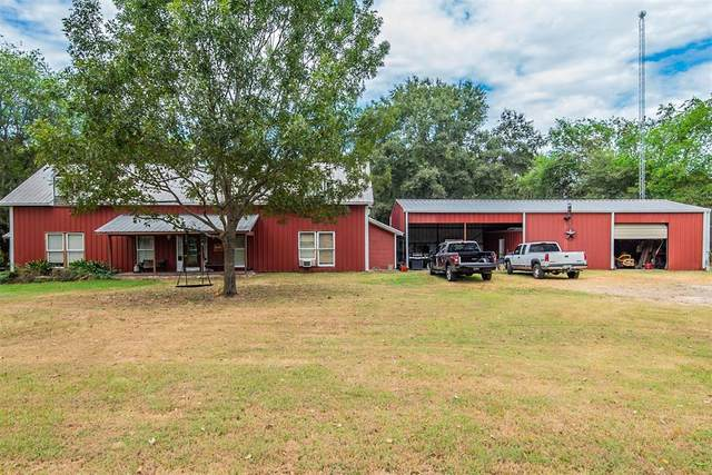6016 Vz County Road 2120, Wills Point, TX 75169 (MLS #14682909) :: Team Hodnett