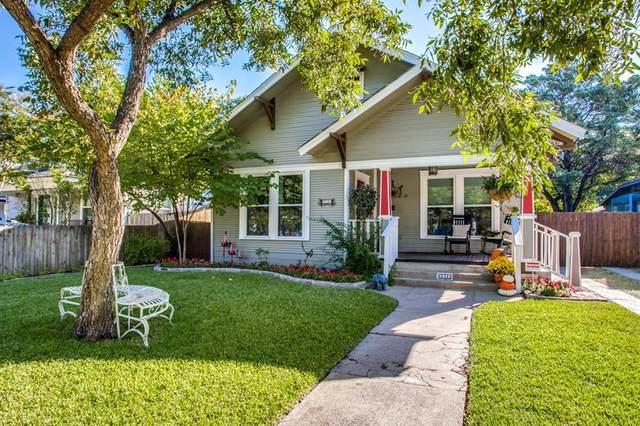 518 S Clinton Avenue, Dallas, TX 75208 (MLS #14682923) :: HergGroup Dallas-Fort Worth