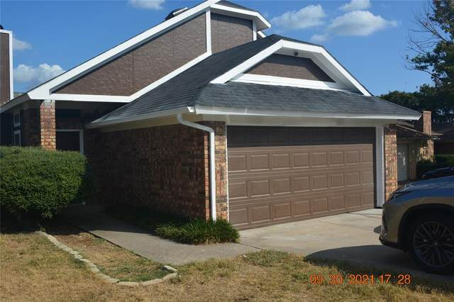 637 Sandy Trail, Fort Worth, TX 76120 (MLS #14682934) :: Real Estate By Design