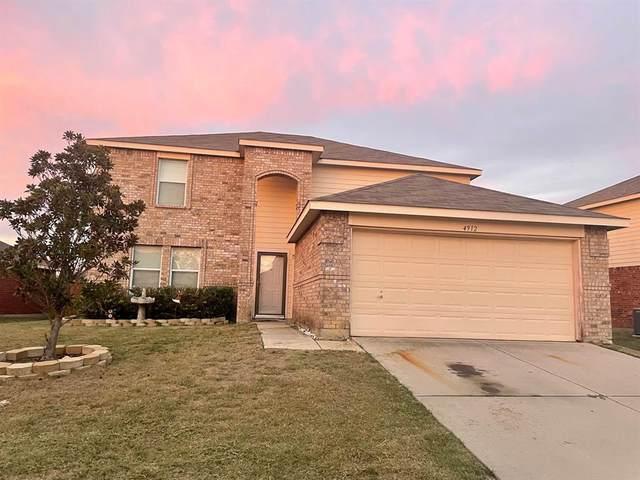 4912 Creek Ridge Trail, Fort Worth, TX 76179 (MLS #14682958) :: Trinity Premier Properties