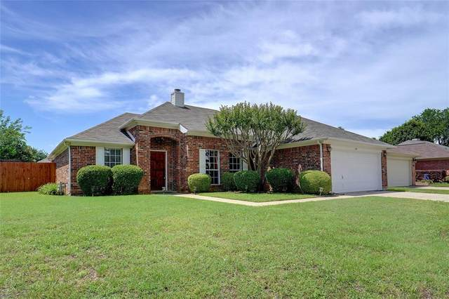 301 Park Forest Court, Hurst, TX 76053 (MLS #14682968) :: Epic Direct Realty