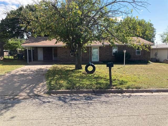1406 Remington Street, Graham, TX 76450 (MLS #14683062) :: Real Estate By Design
