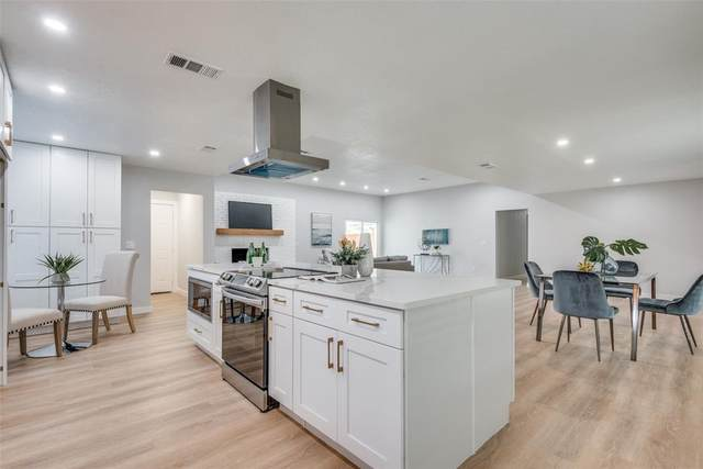 2101 Westridge Drive, Plano, TX 75075 (MLS #14683091) :: Real Estate By Design