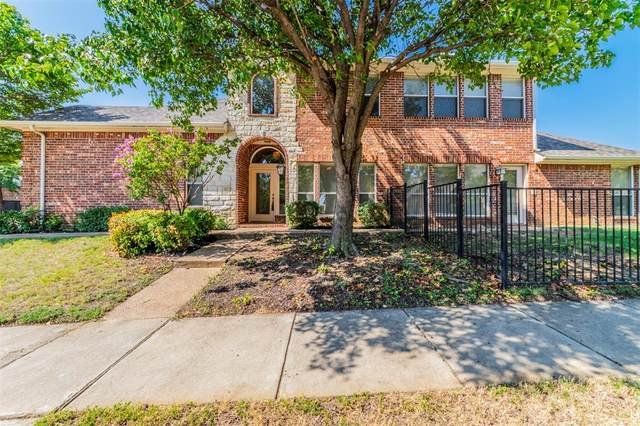 3813 Crown Court, Bedford, TX 76021 (MLS #14683112) :: Epic Direct Realty