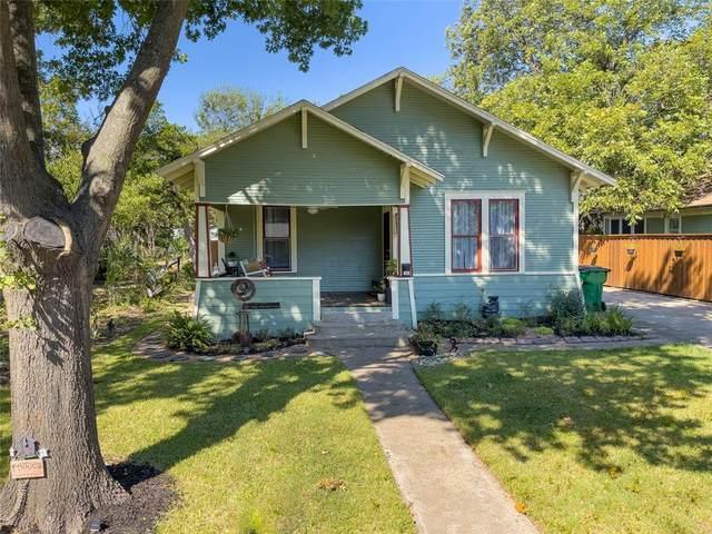 311 Cynisca Street, Waxahachie, TX 75165 (MLS #14683170) :: Epic Direct Realty
