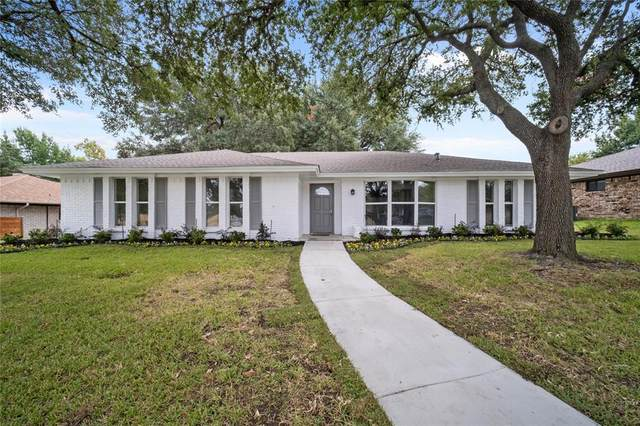 2224 Grandview Drive, Plano, TX 75075 (MLS #14683221) :: Real Estate By Design