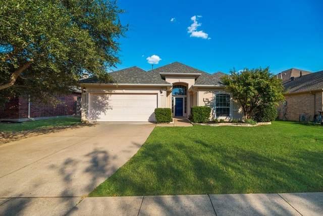 8464 Biscayne Street, Frisco, TX 75035 (MLS #14683343) :: Lisa Birdsong Group | Compass