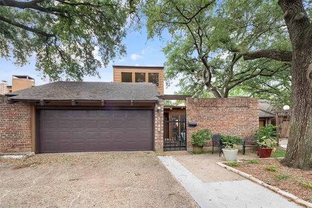 3140 Pin Oak Court, Farmers Branch, TX 75234 (MLS #14683405) :: The Good Home Team