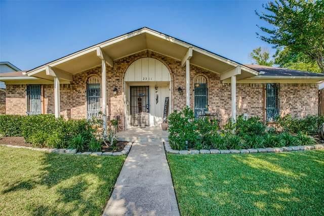 2311 Apollo Way, Mesquite, TX 75150 (MLS #14683414) :: Trinity Premier Properties