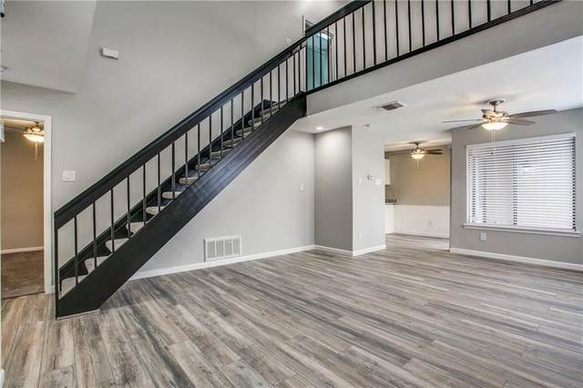 4242 N Capistrano Drive #235, Dallas, TX 75287 (#14683429) :: Homes By Lainie Real Estate Group