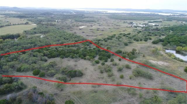 Lot 67 Wild Turkey, Possum Kingdom Lake, TX 76449 (MLS #14683438) :: The Chad Smith Team